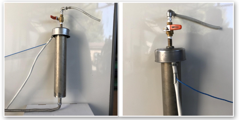 磁気誘導加熱装置